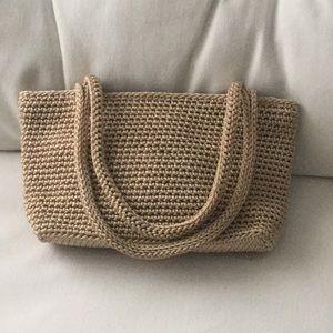 The SAK handbag classic crochet mini Like New